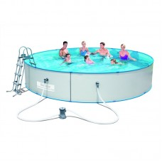 Бассейн каркасный BestWay Hydrium Splasher Pool Set, арт. 56386 BW